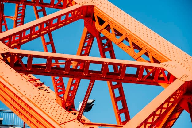 structure of Tokyo tower